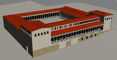 Xanthos basilica