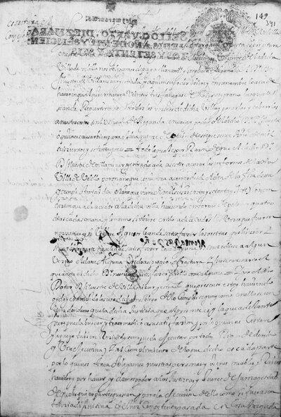 Obligación de pago a Silvestre de Villamizar y Estrada