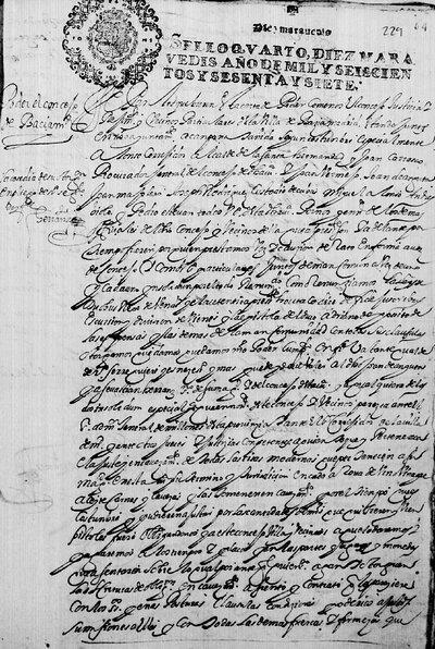 Poder al concejo de Rivas Vaciamadrid Juan de Anguta y Sebastián Herranz