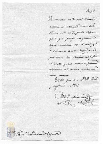 Orden de Francisco Martínez para que se encarcele en sitio seguro a Antonio Marcharen