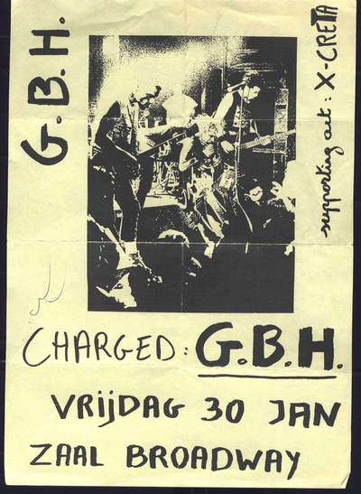 Charged G.B.H