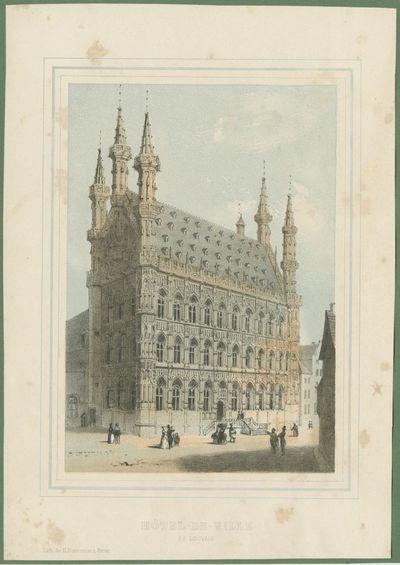 Hôtel de Ville de Louvain