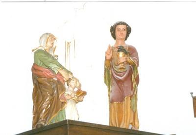 Madonna met het kindje Jezus