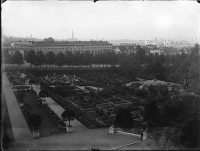 Jardin botanique de Bruxelles : Ecole phylogénique, jardin italien et serre Victoria #0103