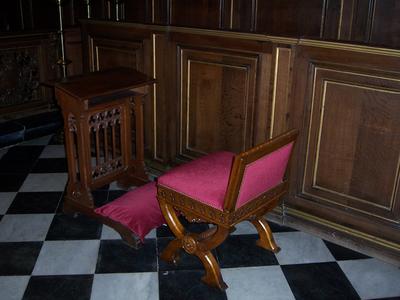 Zetels met rug
