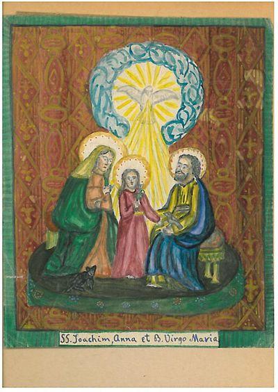 Joachim, Anna en Maria