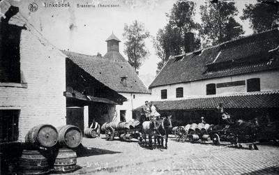 Brouwerij Theunissen in Linkebeek