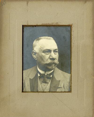 [PORTRAIT] Claude Charles Georges Rouy