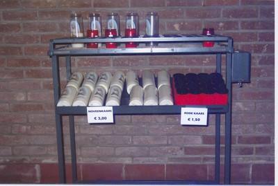 kaarsenstandaarden (verlichtingsmiddelen)
