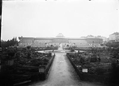 Jardin botanique de Bruxelles : Ecole de botanique et bâtiment principal #0033