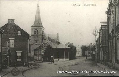 Genck - Marktplein