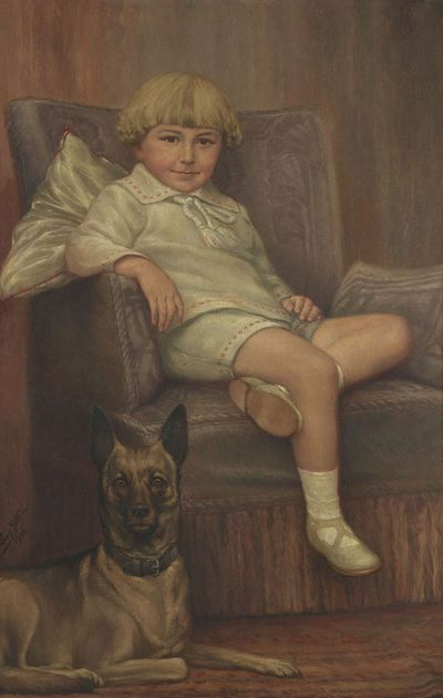 Portret van Roger Jotthier (1920-1985?)