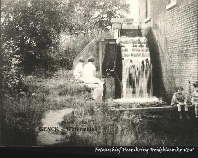 Genck - Watermolen