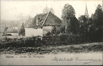 Genck - Jardin du Presbytère