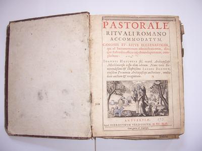 Pastorale rituali Romana