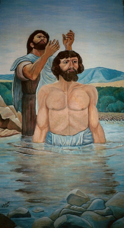 De voorlopers, grondleggers van het Christendom