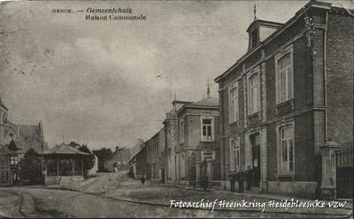 Genck - Gemeentehuis - Maison Communale