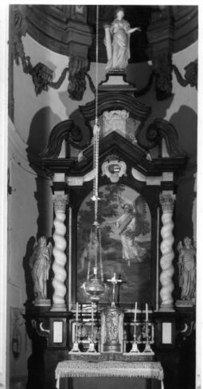 Altaar kapel Heilig Sacrament