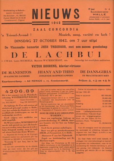 Pers - Nieuws jg. 2 1942 nr. 4
