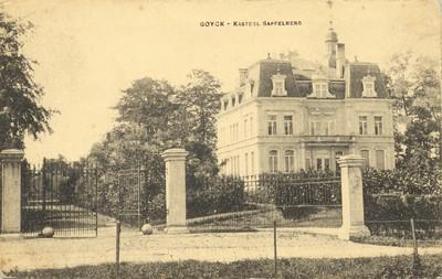 Kasteel van Saffelberg in Gooik