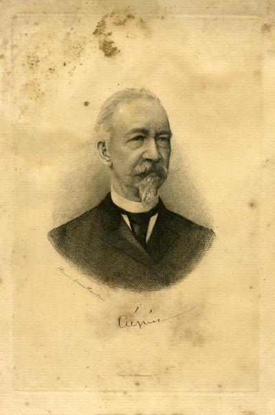 [PORTRAIT] François Crépin