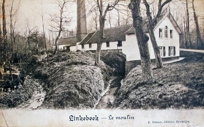 Papiermolen in Linkebeek