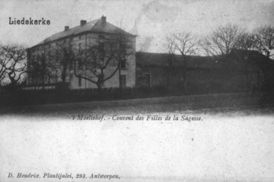 Klooster in Liedekerke