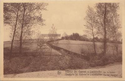 Landschap in Liedekerke