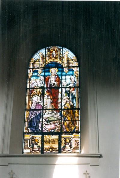 Jezus zendt zijn leerlingen uit