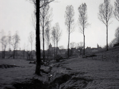 Landschap in Vollezele
