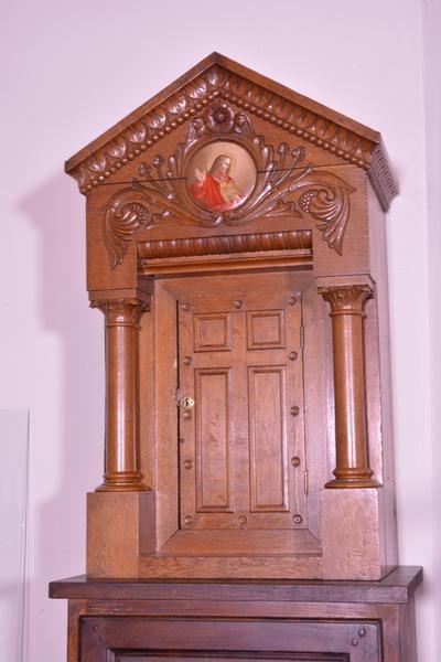 Houten tabernakel