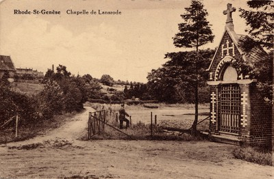 Kapel van Lansrode in Sint-Genesius-Rode