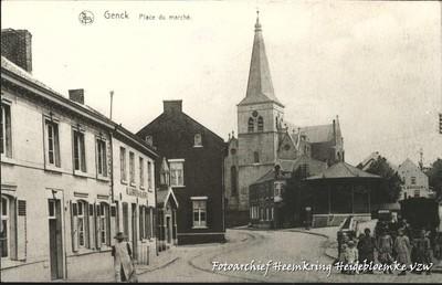Genck - Place du marché