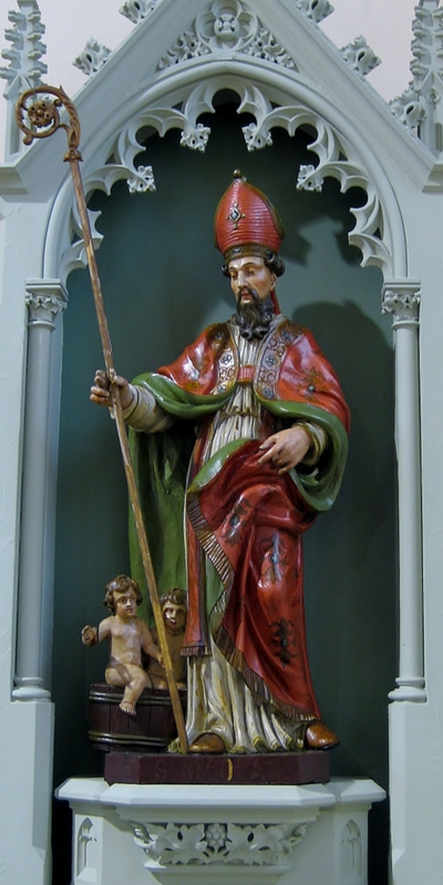 Heilige Nicolaas van Myra