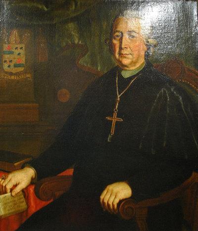 Portret van Joseph François baron de Woelmont
