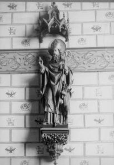 Beeld van Sint-Hubertus