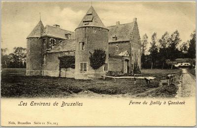 Baljuwhuis in Gaasbeek