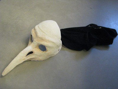 masker van pestdokter