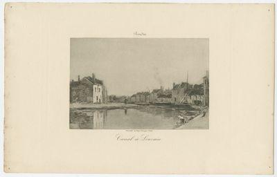 De Vaart in Leuven