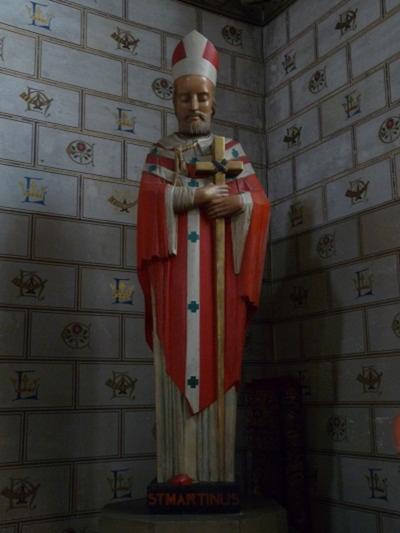 Beeld van Sint-Martinus