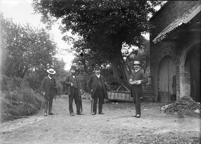 Société linnéenne dans les environs de Comblain au Pont #0156