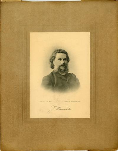 [PORTRAIT] Johann Borodin