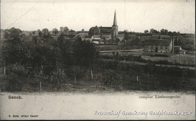 Genck campine Limbourgeoise