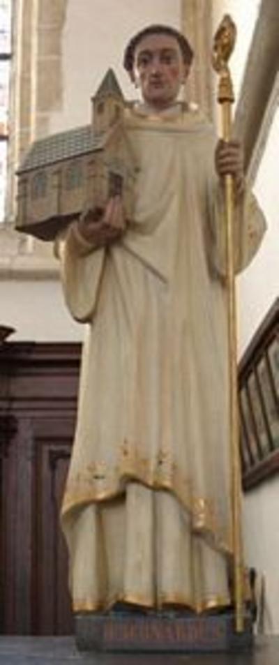 Heilige Bernardus