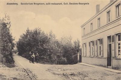 Café-restaurant in Alsemberg