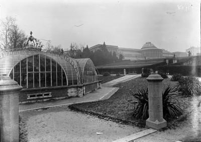 Jardin botanique de Bruxelles : Serre Victoria et bâtiment principal #0045