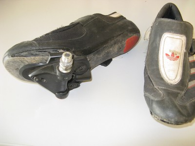 Schoenen wierenner, met kliksysteem