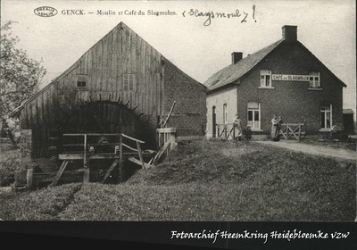 Genck - Moulin et Café du Slagmolen