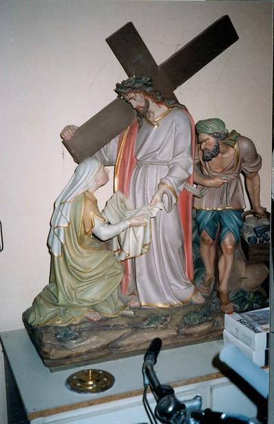 Jezus Christus met Magdalena