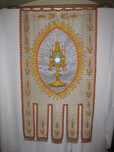 processievaandel heilig sacrament